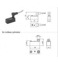 SRS.UA/1 Pneumax Sensör